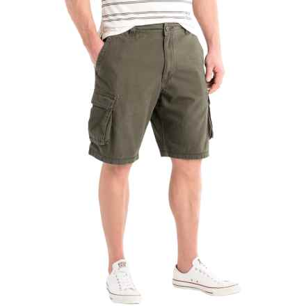 National Outfitters Cargo Shorts (For Men) in Olive Drab - Closeouts