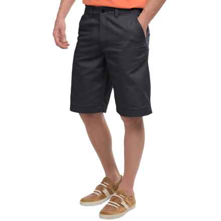 National Outfitters Flat-Front Shorts (For Men) in Navy - Closeouts