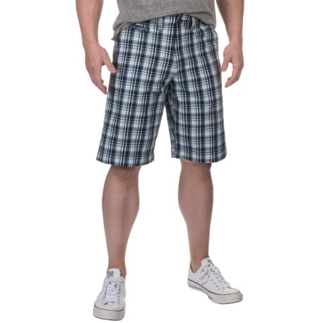 National Outfitters Plaid Shorts (For Men) - Save 89%