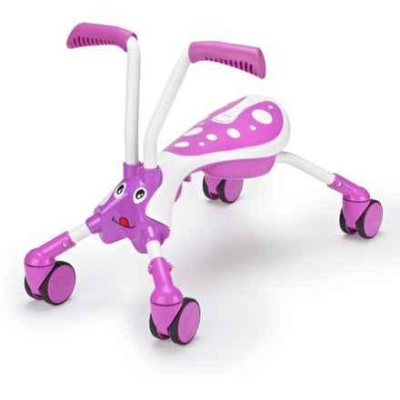 Purple Scramble Bug Foot-to-Floor Ride in Purple - Closeouts