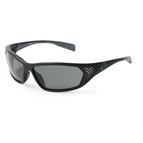 Native Eyewear Andes Sunglasses - Polarized in Matte Black/Gray