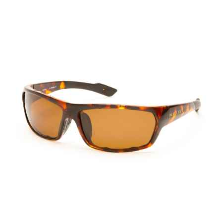 Native Eyewear Apex Sunglasses - Polarized, Extra Lenses in Maple Tortoise/Brown - Closeouts