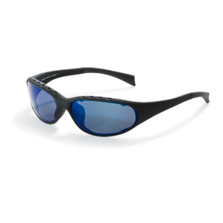 Native Eyewear Attack Sport Sunglasses - Polarized in Tobacco/Bronze Reflex