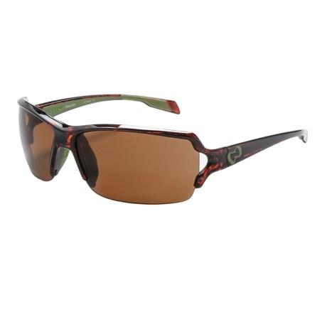 Native Eyewear Blanca Sunglasses - Extra Lenses in Maple Tortoise/Brown