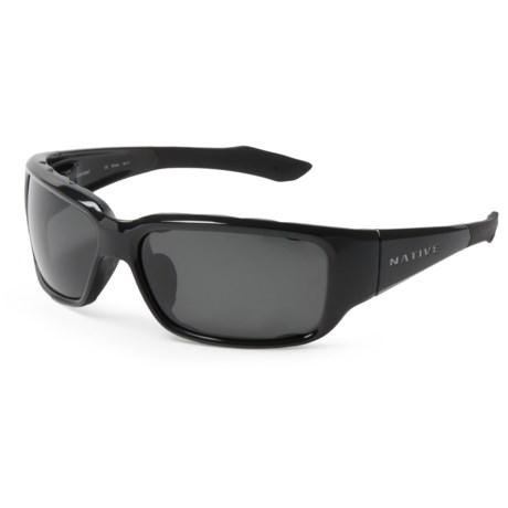 Native Eyewear Bolder Sunglasses - Polarized