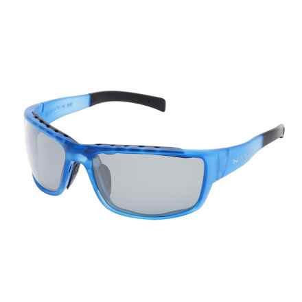 Native Eyewear Cable Sunglasses - Polarized, Extra Lenses in Cobalt Frost/Gray - Overstock
