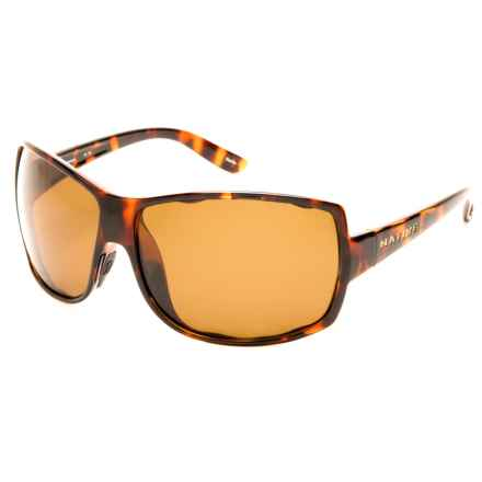 Native Eyewear Chonga Sunglasses - Polarized (For Women) in Maple Tortoise/Brown - Closeouts