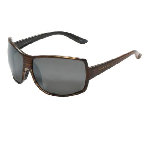 Native Eyewear Chonga Sunglasses Polarized Reflex Lenses