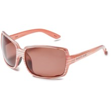 Native Eyewear Clara Sunglasses - Polarized, Interchangeable (For Women) in Flamingo/Copper - Closeouts