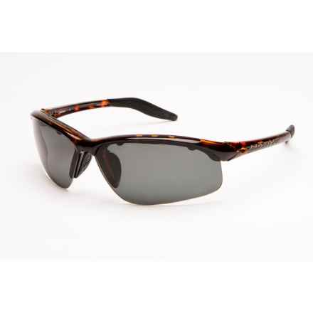 Native Eyewear Hardtop Sunglasses - Polarized, Extra Lenses in Iron/Copper - Overstock