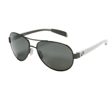 Native Eyewear Haskill Sunglasses Polarized Reflex Lenses