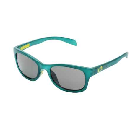 Native Eyewear Highline Sunglasses - Polarized in Evergreen Frost/Gray - Closeouts
