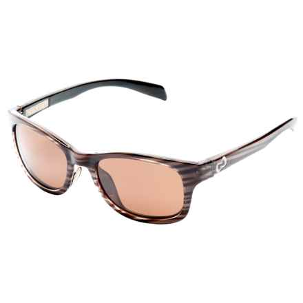 Native Eyewear Highline Sunglasses - Polarized in Wood/Brown - Closeouts