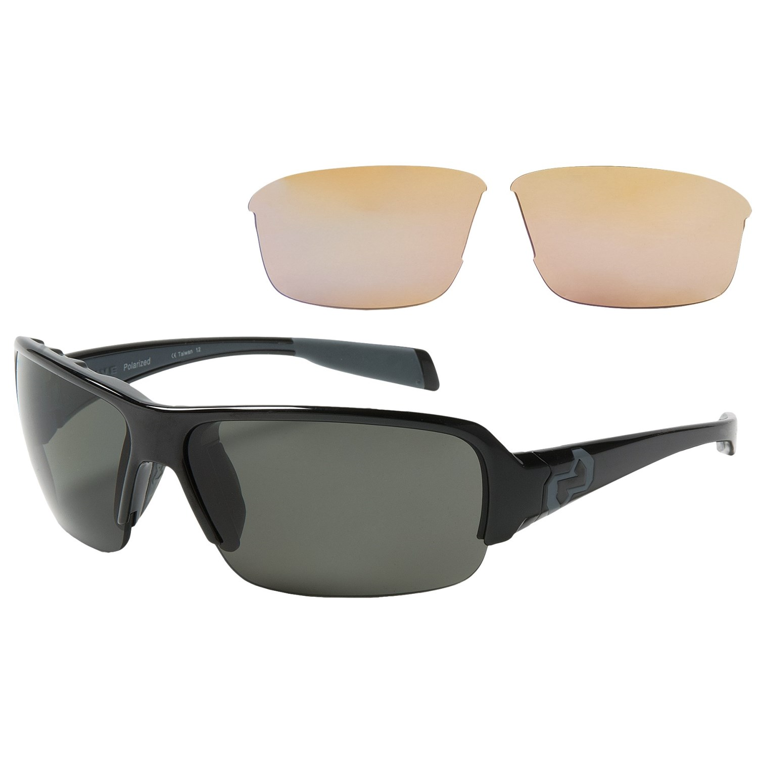 Native Itso Sunglasses  native eyewear itso sunglasses polarized extra lenses save 53