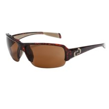 Native Eyewear Itso Sunglasses - Polarized in Maple Tortoise/Brown - Closeouts