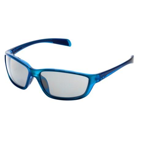 Native Eyewear Kodiak Sunglasses - Polarized, Extra Lenses in Cobalt Frost/Gray