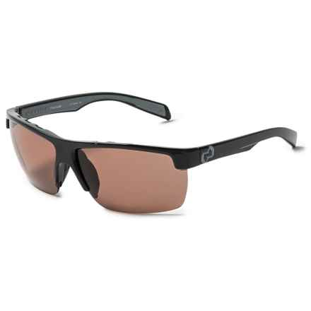 Native Eyewear Linville Sunglasses - Polarized in Iron/Copper - Closeouts