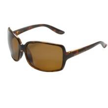Native Eyewear Lulu Sunglasses - Polarized (For Women) in Maple Tortoise/Brown - Closeouts