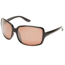 Native Eyewear Lulu Sunglasses - Polarized Reflex Lenses (For Women) in Iron/Copper Reflex - Closeouts