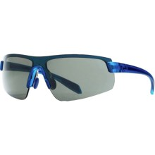 Native Eyewear Lynx Sunglasses - Polarized, Interchangeable Lenses in Cobalt Frost/Gray - Closeouts