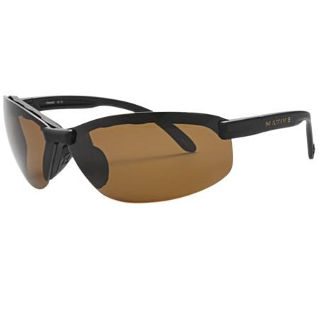 7b519f1489a Native Eyewear Nano 2 Polarized Interchangeable Lens Sunglasses ...