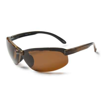 Native Eyewear Nano 2 Sunglasses - Polarized in Wood/Brown - Closeouts