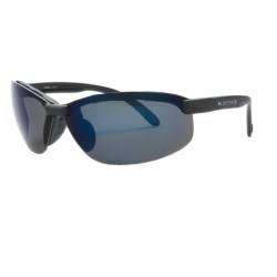 Native Eyewear Nano 2 Sunglasses - Polarized Reflex Lenses in Gunmetal/Silver Reflex