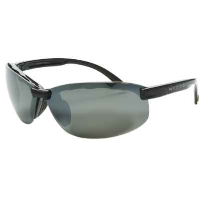 Native Eyewear Nano 2 Sunglasses - Polarized Reflex Lenses in Iron/Silver Reflex - Closeouts