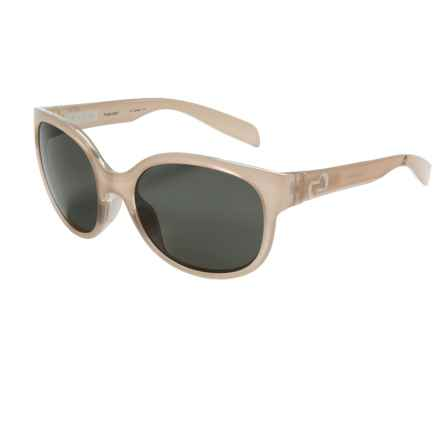 Native Eyewear Pressley Sunglasses - Polarized (For Women) in Blonde Fade/Gray - Closeouts