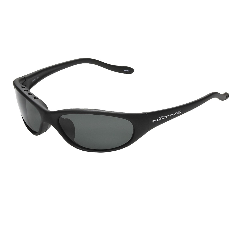 e2698215f8 Native Eyewear Ripp XP Sunglasses Polarized (For Men) in Asphalt on ...