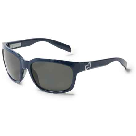 Native Eyewear Roan Sunglasses - Polarized N3 Lenses in Midnight/Gray - Closeouts