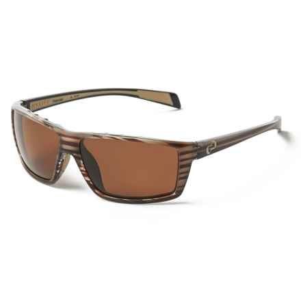 Native Eyewear Sidecar Sunglasses - Polarized in Wood/Brown - Closeouts