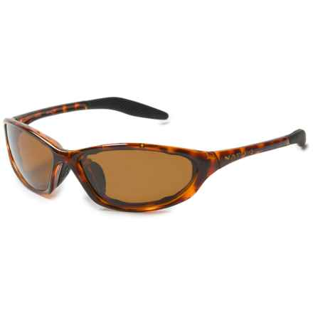 Native Eyewear Silencer Sunglasses - Polarized, Extra Lenses in Maple Tort /Polarized Brown - Closeouts