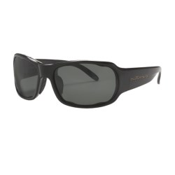 Native Eyewear Solo Sunglasses - Polarized in Maple Tortoise/Brown