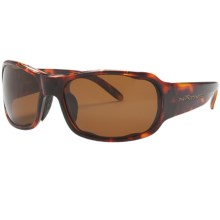 Native Eyewear Solo Sunglasses - Polarized in Maple Tortoise/Brown - Closeouts