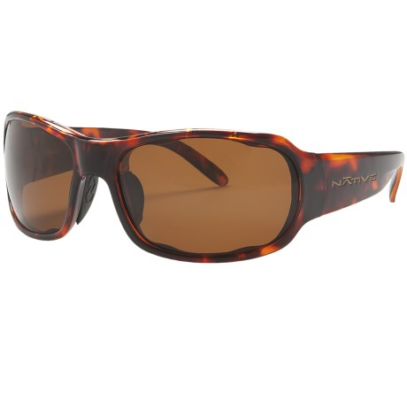 Native Eyewear Solo Sunglasses Polarized