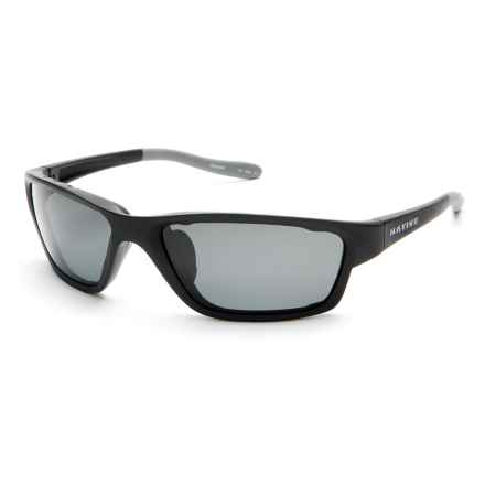Native Eyewear Versa Sunglasses - Polarized, Extra Lenses in Asphalt/Gray - Overstock