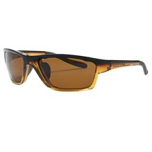 Native Eyewear Versa Sunglasses - Polarized, Extra Lenses in Pale Ale Fade/Brown - Closeouts