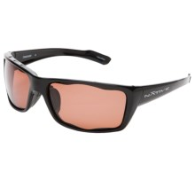 Native Eyewear Wazee Sunglasses - Polarized in Iron/Copper - Closeouts