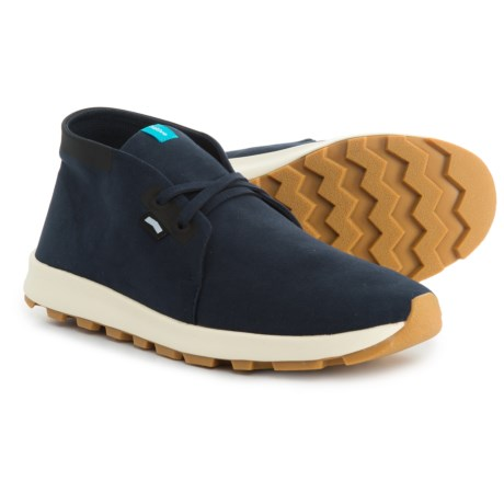 Native Shoes AP Hydro Chukka Boots (For Men) in Blue