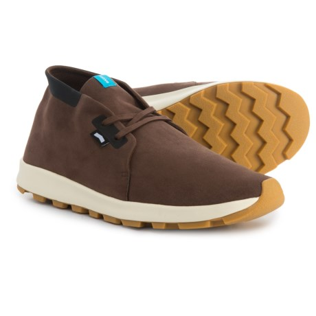 Native Shoes AP Hydro Chukka Boots (For Men) in Brown
