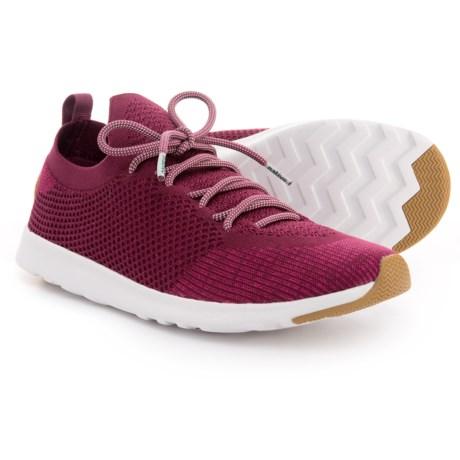 Native Shoes AP Mercury Liteknit Sneakers (For Men) in Root Red
