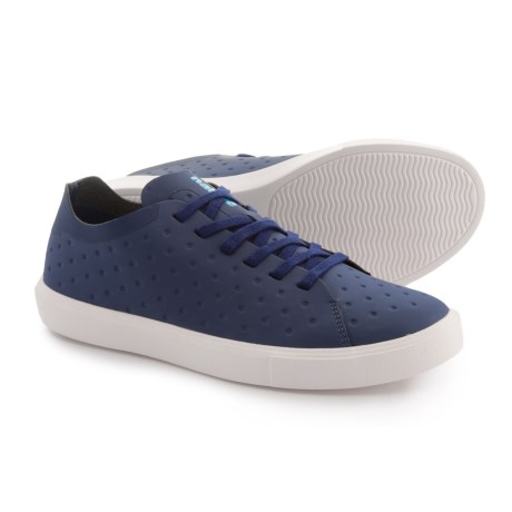 Native Shoes Monaco Low CT Sneakers (For Women) in Blue