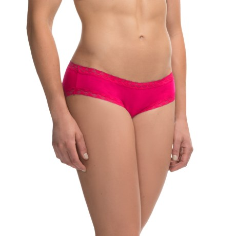 Natori Bliss Panties - Briefs (For Women) in Raddish