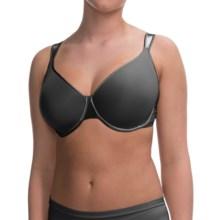 Natori Reflex Seamless Bra - Underwire (For Women) in Black - Closeouts