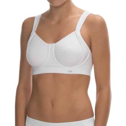 Natori Seamless Bra - Underwire (For Women) in White - Overstock