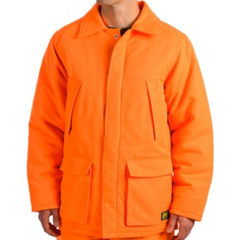 Natural Habitat Blaze Orange Parka - Insulated (For Men) in Blaze Orange