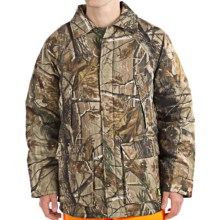 Natural Habitat Camo Parka - Insulated (For Men) in Realtree Ap - 2nds