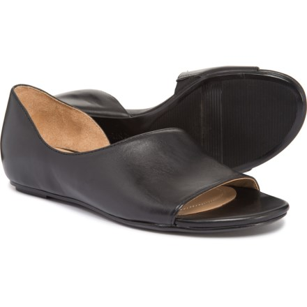 aa4685b1c356 Naturalizer Lucie Sandals - Leather (For Women) in Black