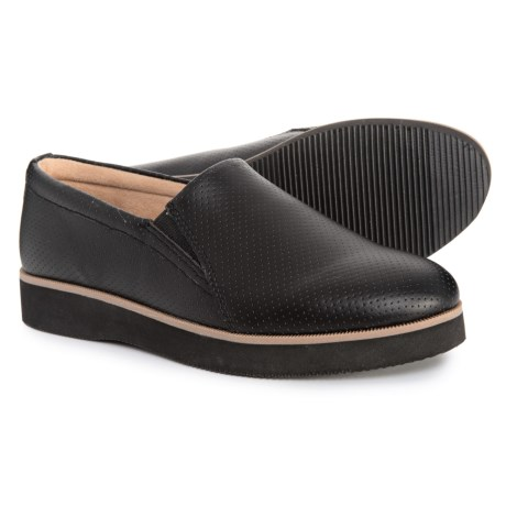 6c9a404be1b Naturalizer Zophie 2 Loafers (For Women) in Black Smooth Synthetic
